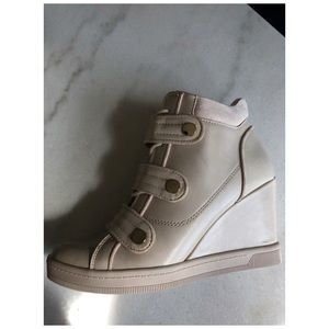 Aldo fashion high top sneakers
